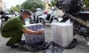 An Giang: Bắt 3 xe mô tô vận chuyển trên 3.700 bao thuốc lá lậu