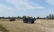 An Giang: Phát hiện, bắt giữ nhiều phương tiện khai thác cát trái phép