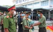 An Giang tăng cường quân tình nguyện tham gia phòng, chống dịch Covid-19 trên tuyến biên giới