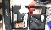 An Giang: Phát hiện, bắt giữ nhiều hàng hóa không rõ nguồn gốc và 1 khẩu súng