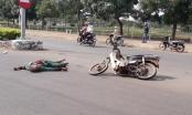 Gia Lai: Tự đâm vào cột biển báo, người đàn ông chết tại chỗ