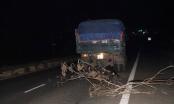Đắk Lắk: Tông vào xe tải, người đàn ông tử vong tại chổ