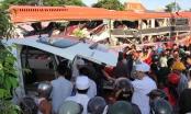 Vụ tai nạn ở Gia Lai: Chiếc xe tải trước khi gây tai nạn đã lao qua trạm thu phí rồi bỏ chạy