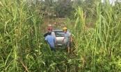 Sóc Trăng: Ô tô điên cuồng tông 3 xe máy khiến 5 người thương vong