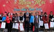 Chủ tịch nước Trần Đại Quang thăm và chúc Tết tại Kon Tum
