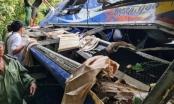 Kon Tum: Ít nhất 4 người tử vong, 28 người bị thương sau khi xe khách lao xuống vực sâu gần 20 mét