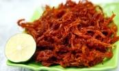 Ăn thịt bò khô: Sướng miệng, hại thân