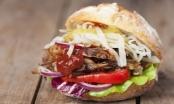 Cảnh báo nguy cơ ngộ độc từ bánh mỳ kẹp thịt