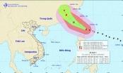 Dự báo thời tiết ngày 14/9: Siêu bão Meranti giật cấp 17 trên biển Đông