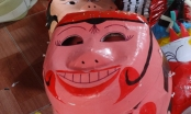 """Những người giữ """"hồn"""" cho đồ chơi trung thu truyền thống"""
