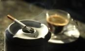 Hút thuốc lá và uống café gây đột quỵ