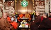 Tổng thư ký Hiệp Hội Đại Thọ Bồ Đề Ấn Độ tới thăm chùa Quán Sứ