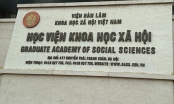 Bộ GD&ĐT lên tiếng vụ hàng loạt sai phạm về đào tạo tiến sĩ