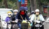 Dự báo thời tiết ngày 06/11: Hà Nội chuyển mưa rét từ ngày mai do không khí lạnh tăng cường