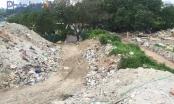 Bãi rác thải khổng lồ ở phường Khương Đình: Công an quận Thanh Xuân phản hồi sau khi Pháp luật Plus đăng tải
