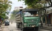 Xe tải hoành hành tại TX Sơn Tây: Đội CSGT số 9 đổ vấy trách nhiệm