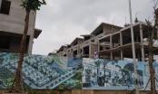 Khai Sơn Hill 'vô tư' xây 26 biệt thự không giấy phép