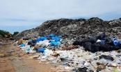 Núi rác thải ở đảo Phú Quốc