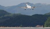 Cảng hàng không quốc tế Vân Đồn đón chuyến bay hiệu chỉnh đầu tiên