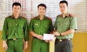 Truy bắt đối tượng trộm xe máy, 3 chiến sĩ bị phơi nhiễm HIV