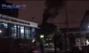 Công ty Bia Hà Nội xả khói đen ngút trời