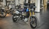 Cận cảnh mô tô Triumph Scrambler 1200 XE có giá xấp xỉ Toyota Yaris