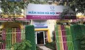 Nhóm lớp mầm non Hà Nội Montessori thừa nhận không được cấp phép
