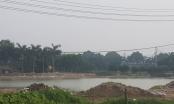 Hà Nội: Dự án khu Đảo Sen xây dựng công trình không phép