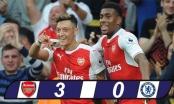 Top 5 bàn thắng đẹp nhất vòng 6 Premier League