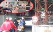 Sắt rơi trên công trình đường sắt Cát Linh - Hà Đông: Người dân Thủ đô lại được phen khiếp vía