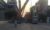 Thi công tuyến Cát Linh - Hà Đông không đảm bảo an toàn, nhà thầu bị phạt 30 triệu đồng