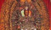 Hưng Yên: Tìm thấy tượng Phật nghìn mắt nghìn tay không còn nguyên vẹn