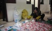 Hà Nội: Bắt giữ người phụ nữ sản xuất mì chính giả các thương hiệu lớn