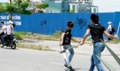 Hà Nội: Hai đối tượng đi xe SH chém người táo tợn trên phố tại Hà Nội