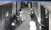 Hà Nội: Đôi vợ chồng đưa bé gái đi trộm túi xách