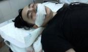 Hà Nội: Đi ăn liên hoan, thanh niên bị nhóm đối tượng chém suýt chết trước cửa quán karaoke