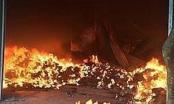 Lạng Sơn: Công bố thiệt hại ban đầu về vụ cháy tại chợ cửa khẩu Hữu Nghị, Tân Thanh