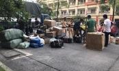 Hà Nội: Bắt giữ số lượng hàng lậu trên xe tải