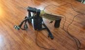 Hà Nội: Bắt giữ đôi 'cẩu tặc' dùng súng tự chế bắn chết chó để trộm