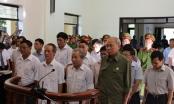 14 cựu cán bộ xã Đồng Tâm lĩnh án hơn 400 tháng tù