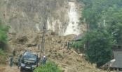 Hòa Bình: Đã tìm thấy 9 thi thể vụ sạt lở núi, đang tìm kiếm những người còn lại