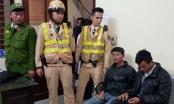 Hà Nội: Cảnh sát chạy bộ gần 2km quật ngã tóm gọn 2 tên cướp