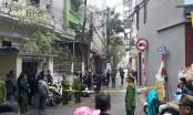 Video: Phong tỏa hiện trường nơi phát hiện thi thể là Chủ tịch huyện Quốc Oai