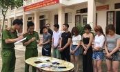 Ninh Bình: Bắt nhóm đối tượng bay lắc ma túy theo kiểu bầy đàn