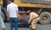 Phú Thọ: Một chiến sĩ Cảnh sát PCCC gặp tai nạn sau khi chữa cháy