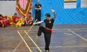 Môn Phái Bình Định Gia tham dự Hội thi Võ thuật cổ truyền Hà Nội mở rộng lần thứ 34