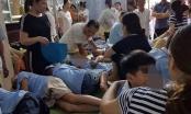 Hải Dương: 44 học sinh tiểu học nhập viện vì ăn nhầm bột thông bồn cầu