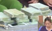 Phú Thọ: Bắt nữ quái vận chuyển số lượng khủng ma túy