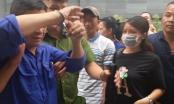 Đang xét xử trùm bảo kê chợ Long Biên Hưng kính cùng đàn em