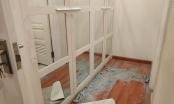 Căn hộ ở khu đô thị Ciputra bị phá cửa, đục két lấy đi tài sản trị giá hơn 8 tỷ đồng